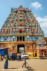 Sri Jambukeshwarar Akilandeswari Temple, Thiruvanaikoil, Srirangam, Tiruchirapalli (Trichy)