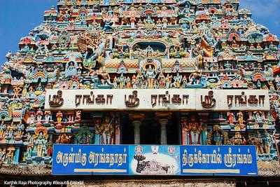 Sri Ranganathaswamy Temple, Srirangam, Trichy