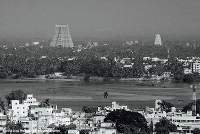 Srirangam Gopuram - largest in the world, Tiruchirapalli (Trichy)