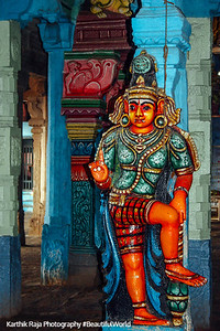 Colorful Guard, Rock Fort, Tiruchirapalli (Trichy)