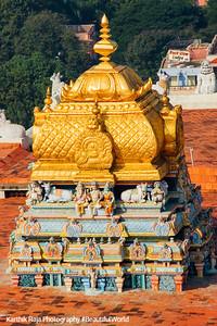 Thayumanaswamy temple vimana, Tiruchirapalli (Trichy)