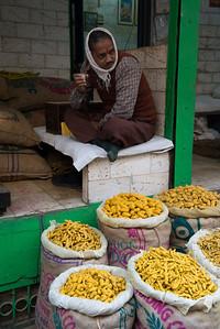 Dans le spice market, Delhi