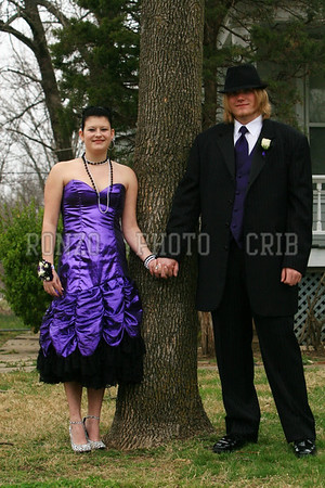 Brandon and Maddy Prom March 29th 2008