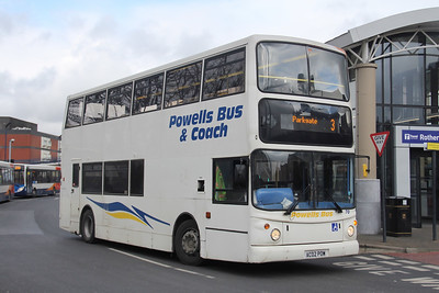 Powell Hellaby AC02POW Rotherham Interchange Mar 20