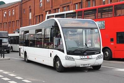 Diamond Bus Birmingham 20881 Bilston Street Wolverhampton Jun 18