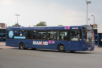 Diamond Bus Birmingham 30942 West Bromwich Ringway Jun 18