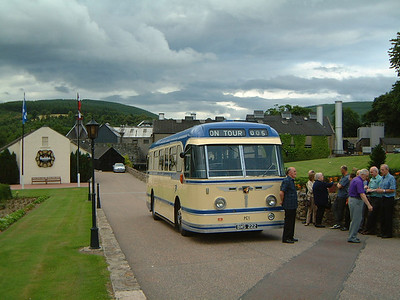 Stagecoach 59922 Dufftown 1 Jul 03