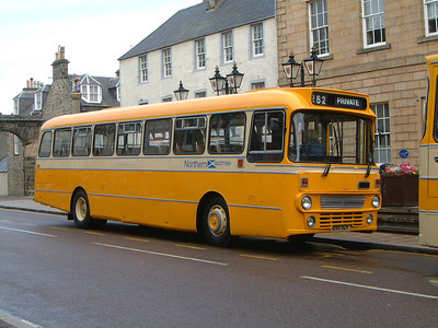 Preserved GSO92V Low St Banff 2 Aug 03
