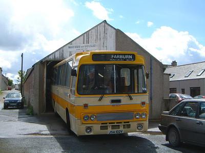 Preserved JSA102V Depot 2 May 03