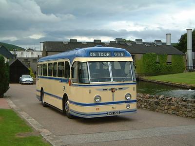 Stagecoach 59922 Dufftown 3 Jul 03