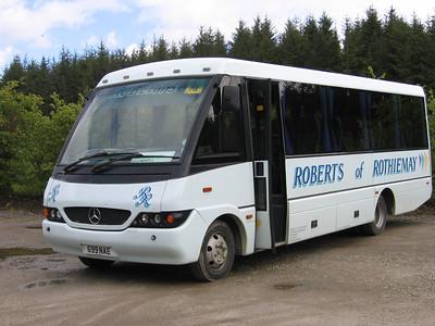 Roberts Rothiemay 699NAE Depot Rothiemay May 05