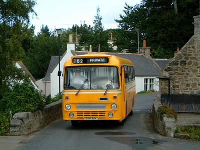 Preserved GSO92V Fordyce 2 Aug 03