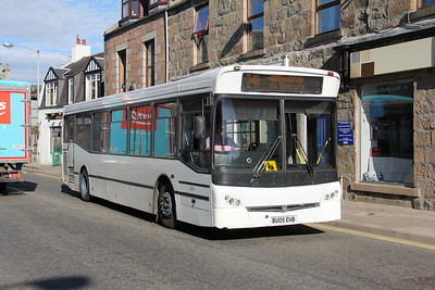 Bain Old Meldrum BU05EHB West High St Inverurie Aug 13