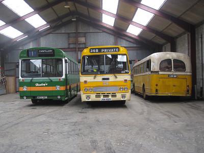 Preserved MFV34T_JSA102V_PVS984 Buckie Depot May 08