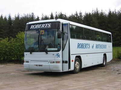 Roberts Rothiemay VIL4844 Depot Rothiemay 1 May 05