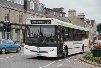 Bain Old Meldrum BX54VNV High St Old Meldrum Jun 14