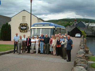Stagecoach 59922 Dufftown 5 Jul 03