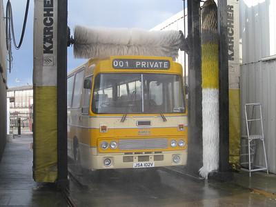 Preserved JSA102V Elgin Depot 1 May 08