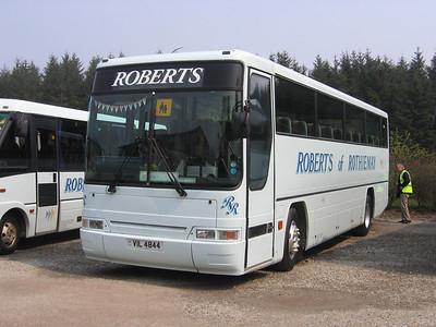 Roberts Rothiemay VIL4844 Depot Rothiemay May 06