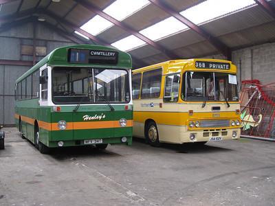 Preserved MFV34T_JSA102V Buckie Depot May 08