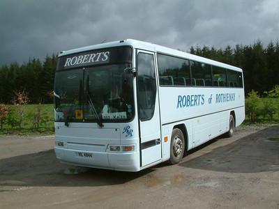 Roberts Rothiemay VIL4844 Depot Rothiemay April 03