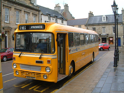 Preserved GSO92V Low St Banff 1 Aug 03