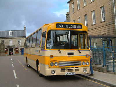 Preserved JSA102V Low St Banff 2 Aug 03
