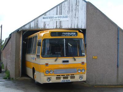 Preserved JSA102V Depot 1 May 03