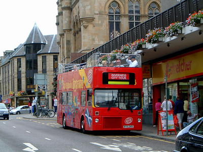 City Sightseeing_Fawcett Invss BYX241V Bridge St , Invss  Jul 03