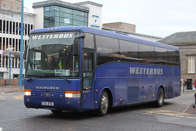 MacKenzie_MacLennan Gairloch SIL8761 Inverness Bus Station Jan 18