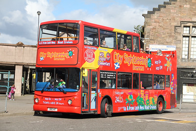 City Sightseeing_Newton Invss 1983NT Inverness Bus Station Mar 19