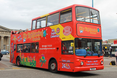 City Sightseeing_Newton Invss 1983NT Inverness Bus Station 2 Sep 18