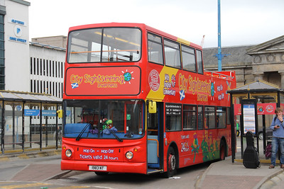 City Sightseeing_Newton Invss 1983NT Inverness Bus Station 1 Sep 18
