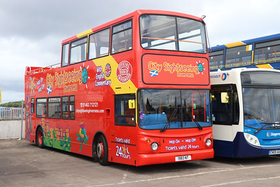 City Sightseeing_Newton Invss 1983NT Seafield Depot Invss Jun 17