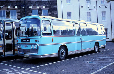 Clan Kyle VHV109G Somerled Sq Portree Sep 82