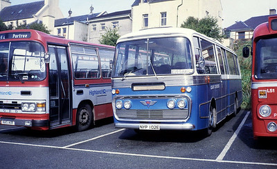 Clan Kyle NYP102E Coach Pk Portree Sep 84
