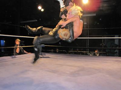 Beyond Wrestling vs. Women's Superstars Uncensored October 13, 2012