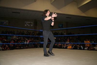 National Pro Wrestling Day Show 1  February 2, 2013