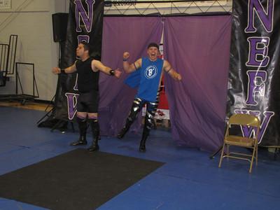 New England Frontier Wrestling Cruel Summer  June 16, 2012