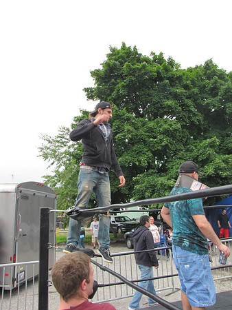 "New Revolution Wrestling ""Heatwave""  June 13, 2010"