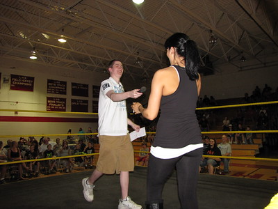 "Power Wrestling Federation   ""International Invasion""  July 10, 2010"