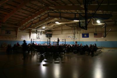 Powerhouse Wrestling Academy Halloween  October 27, 2012