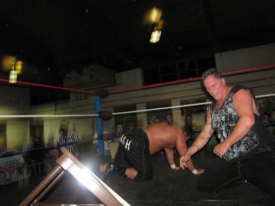 "Powerhouse Wrestling ""Hardcore Reunion III""  May 22, 2010"