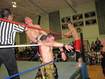 Ultimate Pro Wrestling Hanover Havoc  March 18, 2011