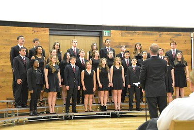 Independent Schools Small Vocal Ensembles Night