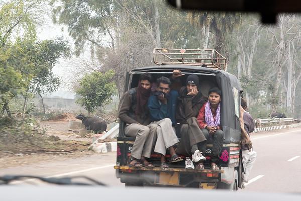 Jaipur & Drive to Delhi