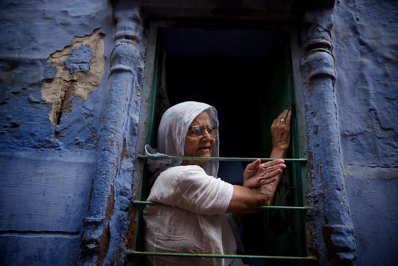 Jodhpur India. August 2015.