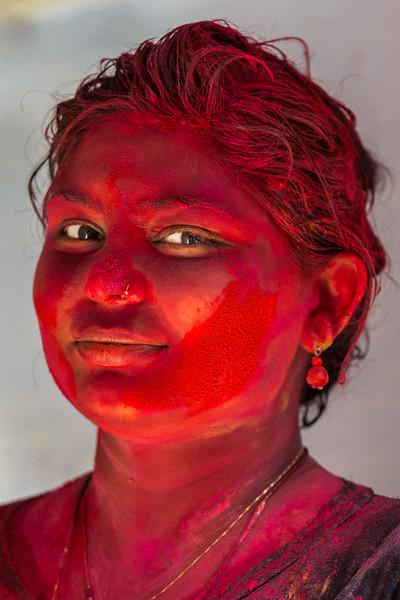 Vrindavan, India.