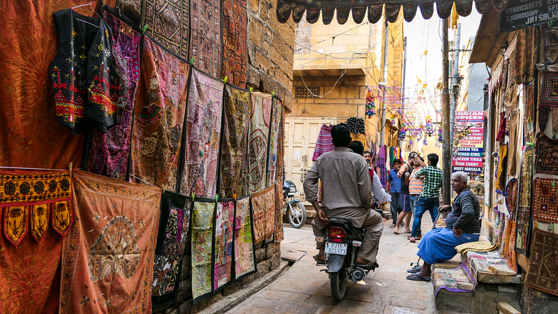 Jaisalmer: The Jewel of the Thar Desert