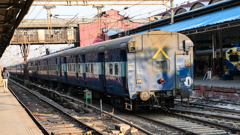 What to Bring on an Indian Train to Survive Those Long, Long Rides!